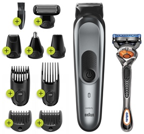 Braun MGK7221 10 In One Trimmer Black
