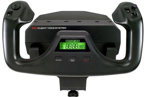 Logitech Saitek Pro Flight Yoke System