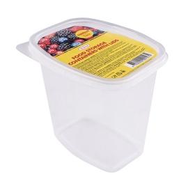 Pārtikas uzglabāšanas konteiners 1000ML, 5 gab