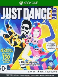 Just Dance 2016 Russian Import Xbox One