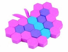 Relevant Play Mad Mattr Create & Build Fun Pack 57g Pink