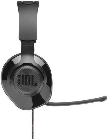 Ausinės JBL Quantum 200 Black
