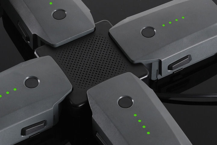 DJI Mavic Battery Charging Hub Advanced