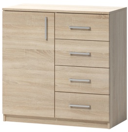 WIPMEB Tatris 02 Chest Of Drawers Sonoma Oak