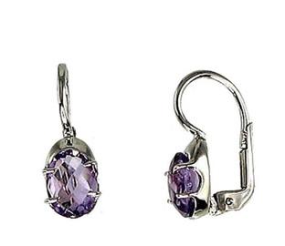Diamond Sky Gold Earrings Malori VI