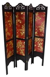 Vahesein MN A03, pruun/kuldne/punane, 180 cm x 140 cm