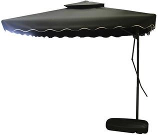 Садовый зонт от солнца 4Living Umbrella Black