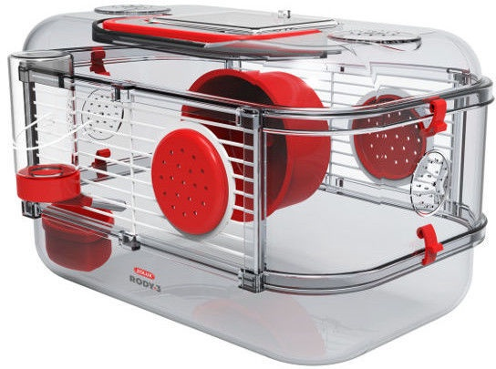 Zolux Rody3 Mini Red