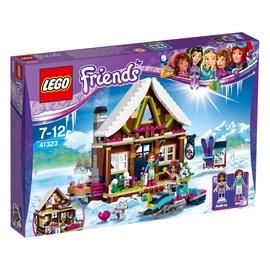 Konstruktorius LEGO Friends, Slidinėjimo kurorto trobelė  41323