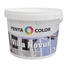 Emulsiniai dažai Pentacolor Villa Novus, antracito, 3 l