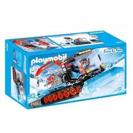 Konstruktorius Playmobil Family Fun, sniego valytuvas, 9500