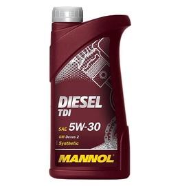 Automobilio variklio tepalas Mannol Diesel TDI, 5W-30, 1 l