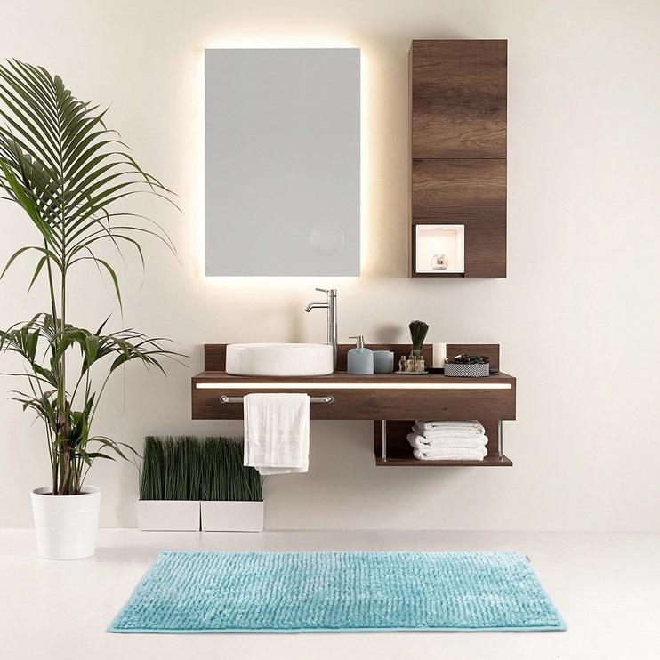 AmeliaHome Bati Bathmat Set 50x80/40x50 Blue