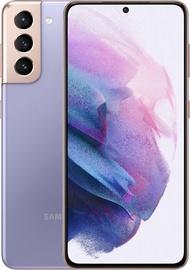Mobilusis telefonas Samsung Galaxy S21, violetinis, 8GB/128GB