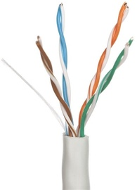 A-Lan Network Cable KIU5STR305 305 5E Gray
