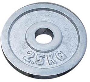 Diskinis svoris grifui YLPS18, chromuotas, 2.5 kg