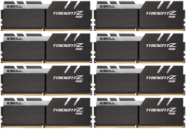 G.SKILL Trident Z RGB 128GB 3600MHz CL17 DDR4 KIT OF 8 F4-3600C17Q2-128GTZR