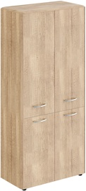 Skyland Office Cabinet DHC 85.3 Sonoma Oak 892х470х1950