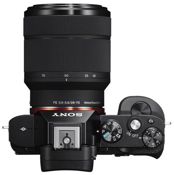 Sony ILCE-7K Black + FE 28-70mm OSS
