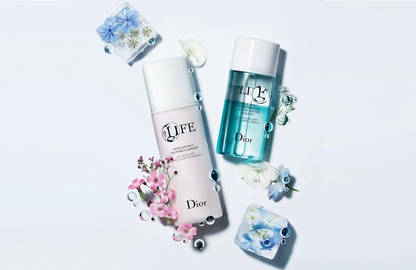 Makiažo valiklis Christian Dior Hydra Life Triple Impact Makeup Remover, 125 ml