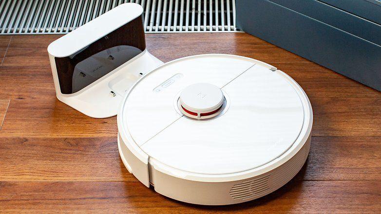 Siurblys robotas Xiaomi Roborock S6 White