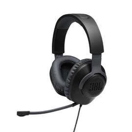 JBL Quantum 100 Gaming Headset Black