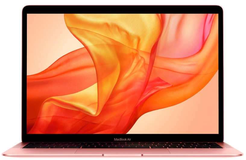 "Nešiojamas kompiuteris Apple MacBook Air / 13.3"" Retina / i5 DC 1.6 GHz / 8GB RAM / 128 SSD / ENG Gold"