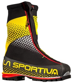 La Sportiva G2 SM Black Yellow 45.5