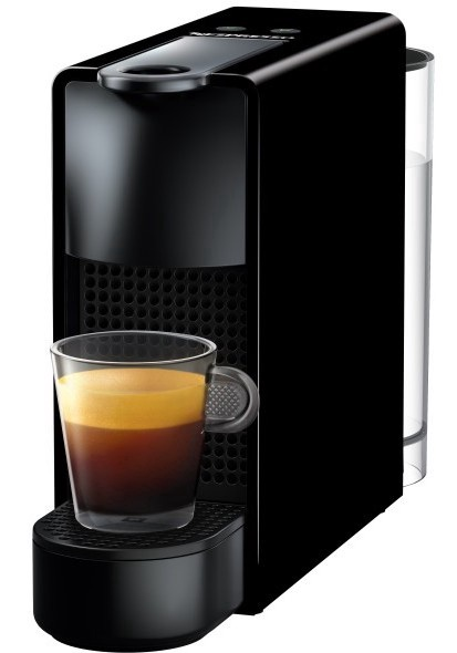 Kafijas automāts Nespresso Essenza Mini Black