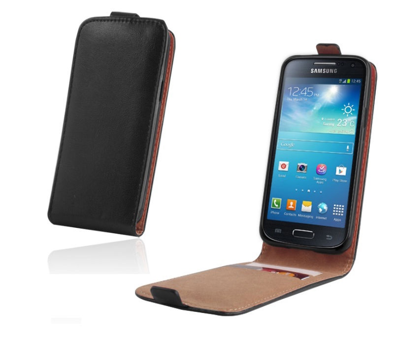 Чехол Forcell Flexi Slim Flip Vertical Case For Asus Zenfone 5 A500KL Black