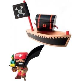 Djeco Arty Toys El Loco Pirate Set