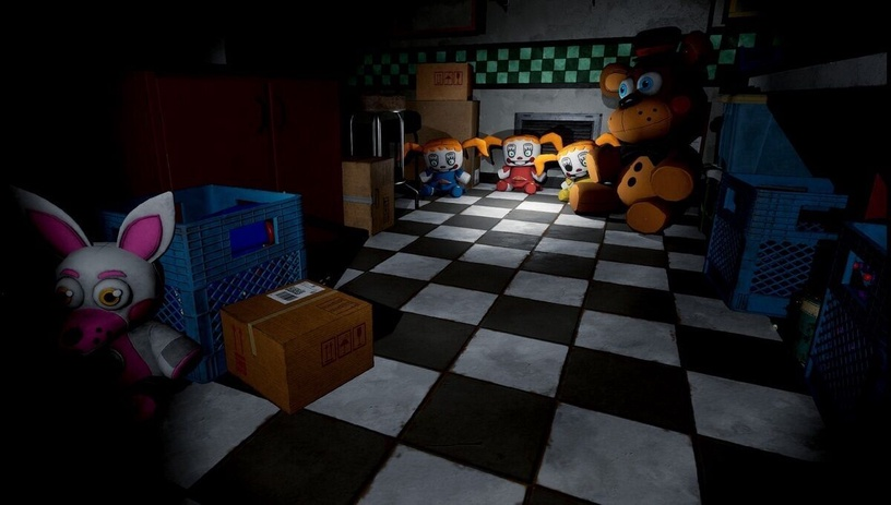 Five Nights at Freddy's: Help Wanted SWITCH
