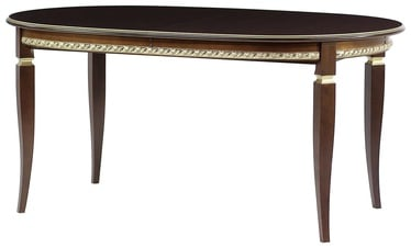 Uta Dinner Table ALT 24-12M Brown