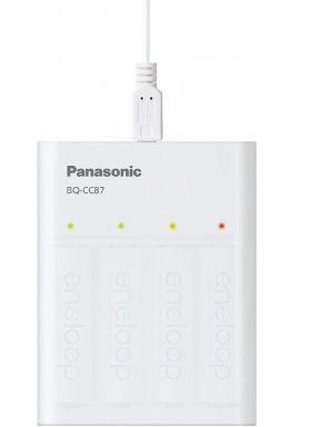 Panasonic Eneloop BQ-CC87USB Charger/Powebank