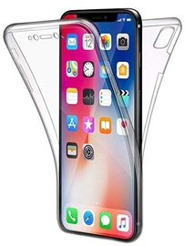 Mocco 360 Double Side Case For Apple iPhone X/XS Transparent