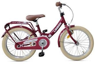 Bērnu velosipēds Monteria Limber 18 Kids Bike Red