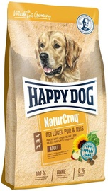 Happy Dog NaturCroq Poultry & Rice 15kg