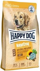 Сухой корм для собак Happy Dog NaturCroq Poultry & Rice 15kg