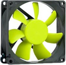 Coolink Fan SWIF2 80mm 80L Black/Green
