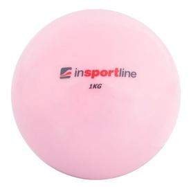 inSPORTline Yoga Ball 1kg Pink