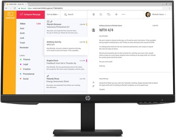 "Monitorius HP P27h G4, 27"", 5 ms"