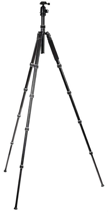 Konig Professional Photo And Video Camera Tripod 170cm Black