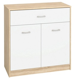 MN 02 Chest Of Drawers Sonoma/White 3024016
