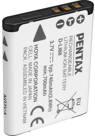 Pentax D-LI88 Lithium-Ion Battery 740mAh