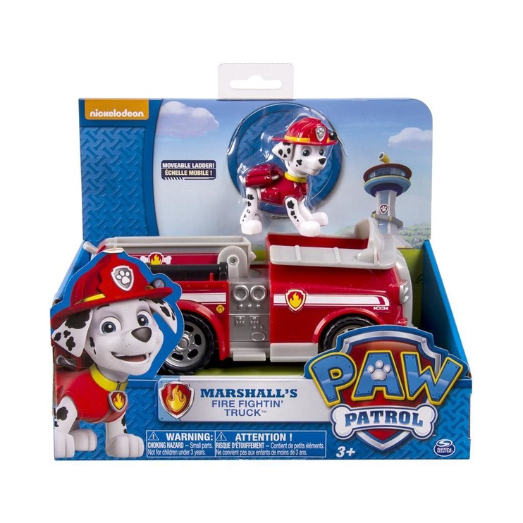 Spin Master Paw Patrol Marshall's Fire Fightin' Truck 6054135