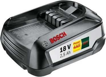 Akumuliatorius Bosch PBA, Li-ion, 18 V, 2.5 Ah