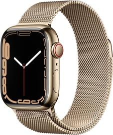 Nutikell Apple Watch Series 7 GPS + LTE 41mm Stainless Steel, kuldne