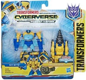 Transformeris Cyberverse Spark Armor Transformers, E4219