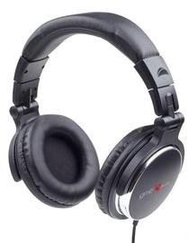 Ausinės Gembird DJ Headphones Montreal Black