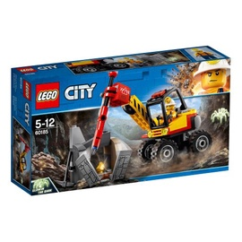 Konstruktor LEGO City, Kalnakasių skaldymo įrenginys 60185